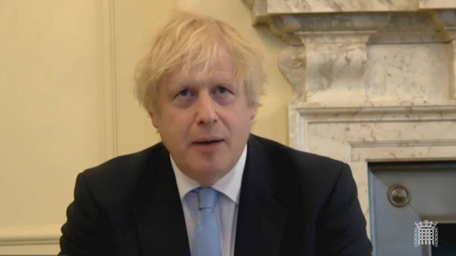 Boris Johnson has appeared in front of the House of Commons Liaison Commitee