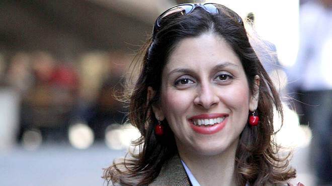 Mrs Zaghari-Ratcliffe was arrested at Tehran's Imam Khomeini Airport in April 2016