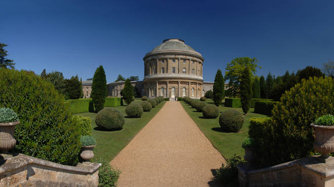 The grounds of Ickworth House in Suffolk are among those sites reopening