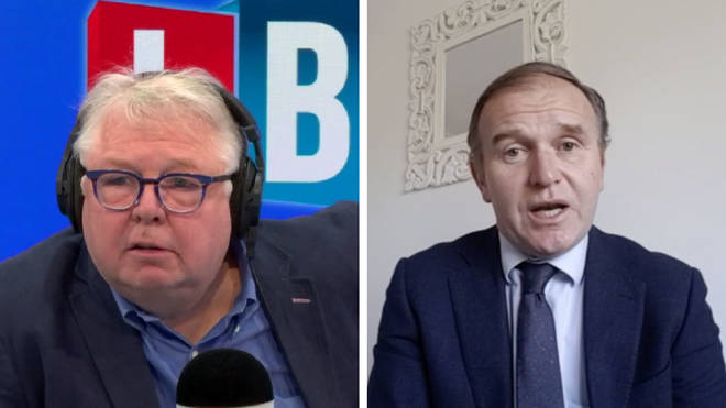 "Nick Ferrari called three more months a ""jail sentence"""