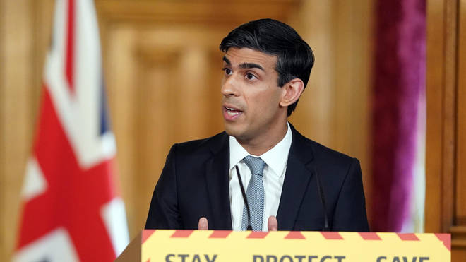 Chancellor Rishi Sunak had previously announced the plan to get businesses to contribute to the Coronavirus Job Retention Scheme