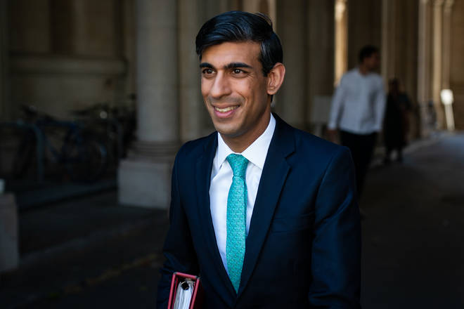 Rishi Sunak announced plans to continue the furlough scheme until October