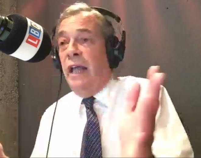 "Nigel Farage Disagreed With Rita&squot;s View That Jeremy Corbyn Is ""Dignified"""