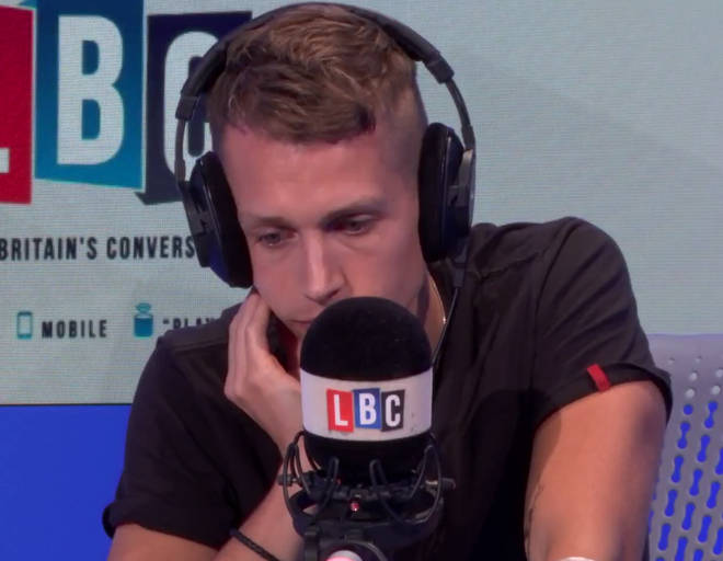 The Vamps' James McVey Consoled Eve During Her Call