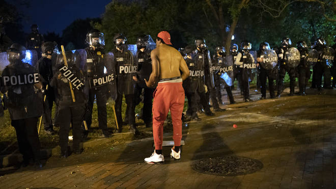 Racial tensions have not been more furious in decades