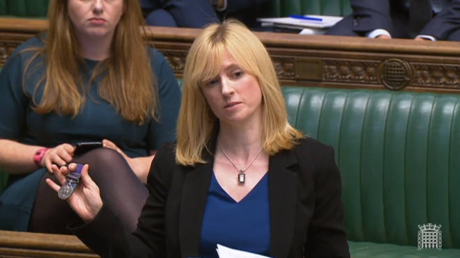 Rosie Duffield has resigned from Labour's front benches after admitting flouting lockdown rules