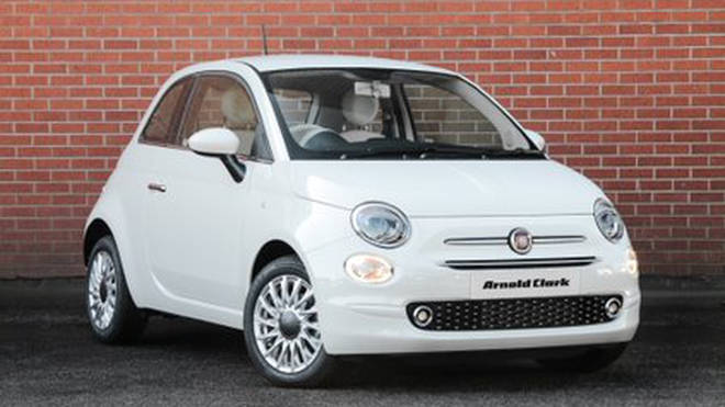 You could win this Fiat 500