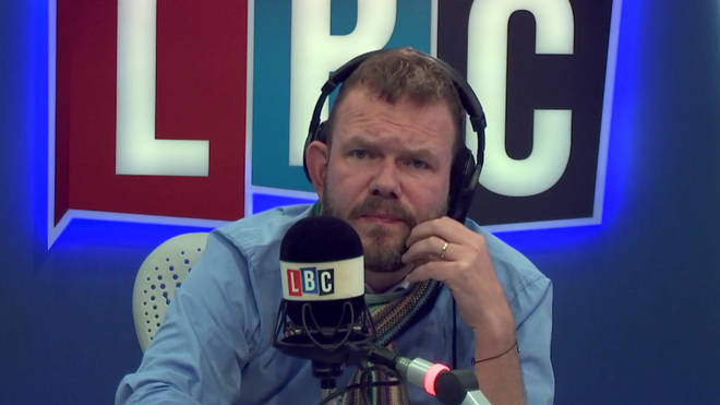 James O'Brien read out the allegations against Donald Trump