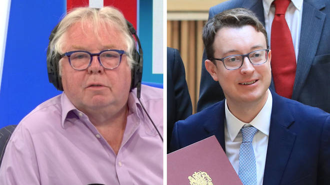 Nick Ferrari grilled Housing Minister Simon Clarke on the quarantine rules
