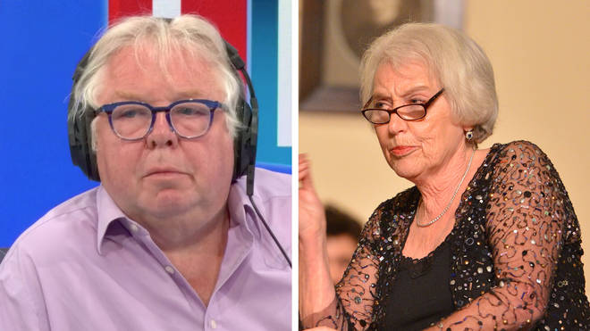 Nick Ferrari spoke to Baroness Hayman over the new voting rules