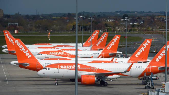 Easyjet is increasing the number of flights it is running