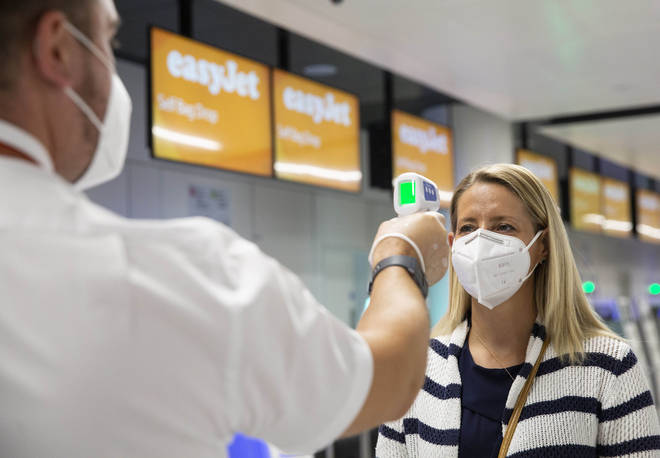 People entering the UK will need to quarantine themselves for two weeks