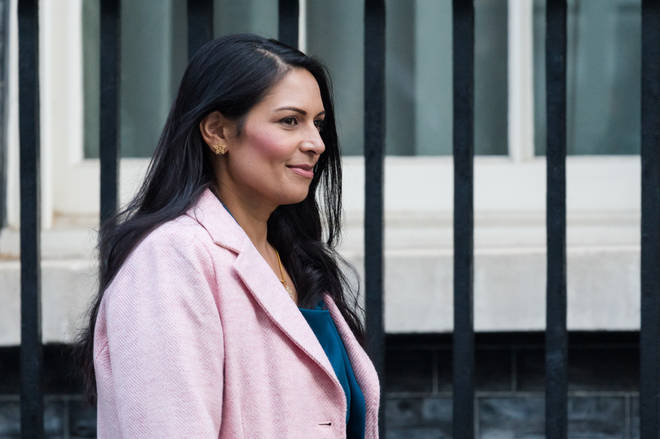 Priti Patel has said foreign visitors who disobey quarantine laws will be deported