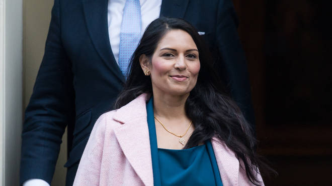 Priti Patel will lay out the rules to her quarantine policy later today