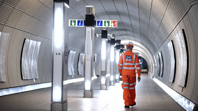 An independent report has highlighted the impact of coronavirus on Crossrail
