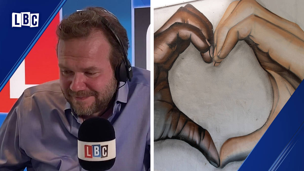 The remarkable caller made who made James O'Brien's listeners see racism in a new light