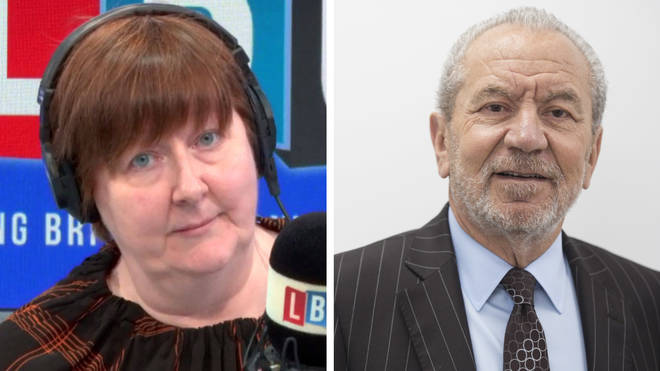 """Lord Sugar: """"Government critics, stop moaning and tell them what you'd do"""""""