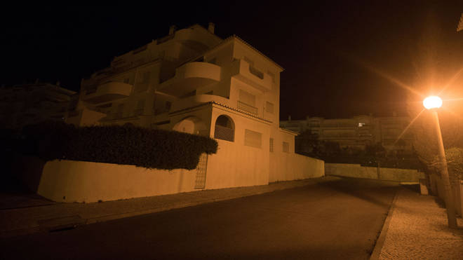 Madeleine disappeared from Praia da Luz on the Algarve in 2007