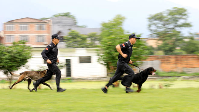 Security has been upgraded in Chinese schools following previous attacks [File Photo]
