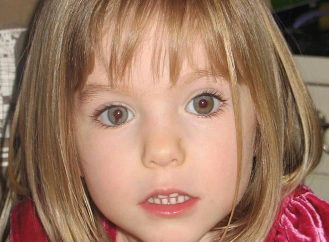 Madeleine McCann went missing in 2009
