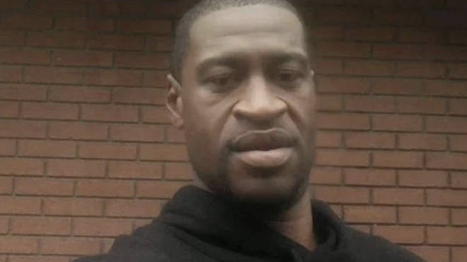 George Floyd died after a white police officer knelt on his neck for minutes on end