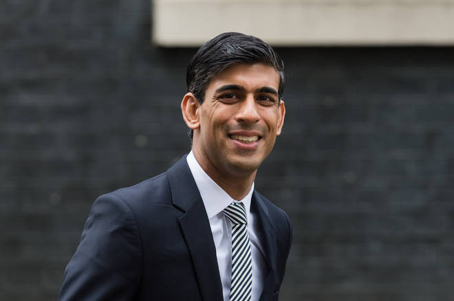 Chancellor Rishi Sunak may also need to self-isolate