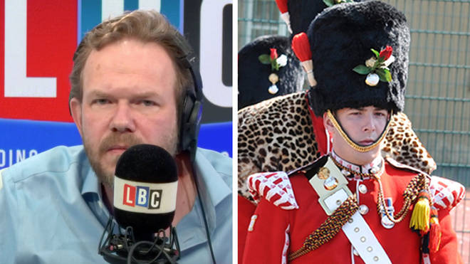 James O'Brien had this message for people using Lee Rigby to undermine the Black Lives Matter protests