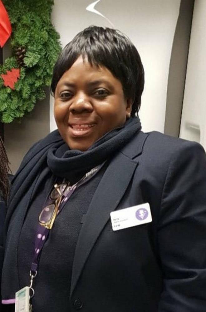 Ms Mujinga had an 11-year-old daughter