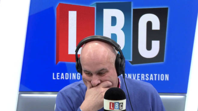 """You pretty much saved my life"", says caller tells LBC&squot;s mental health hour"