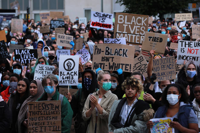 Black Lives Matter protests are expected across the UK this weekend