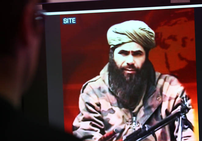 Droukdel was among North Africa's most experienced Islamist fighters