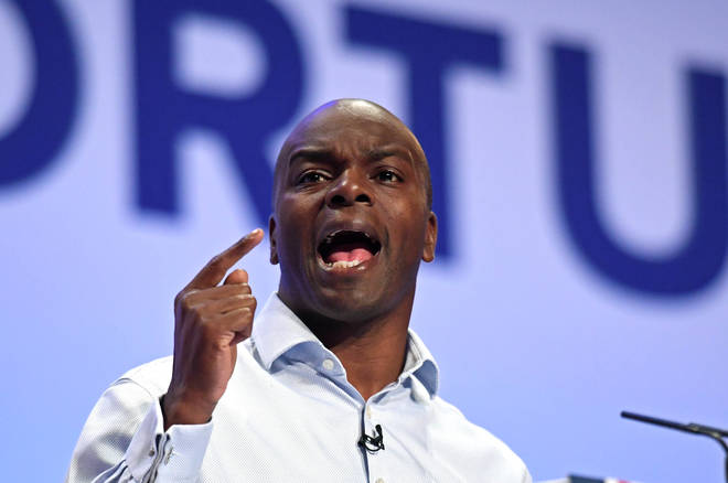 Shaun Bailey has told LBC that the police have shown a good account of themselves in how they handled protests
