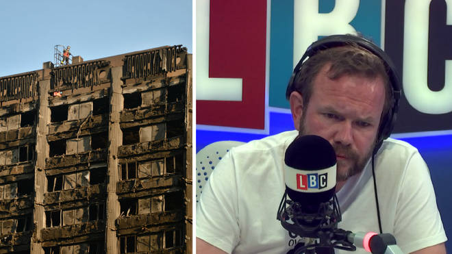 Grenfell Tower James O'Brien