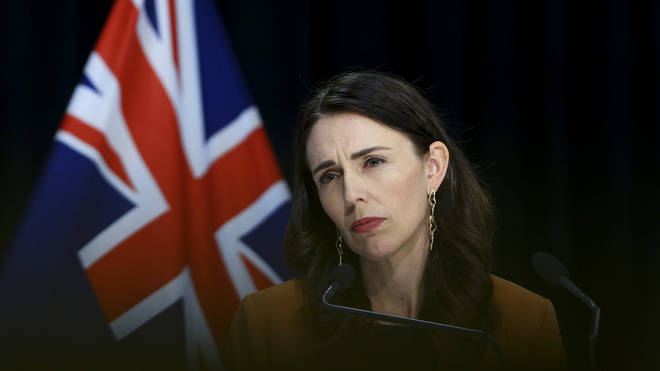 New Zealand's PM Jacinda Ardern said she was 'confident' that virus transmission had been eradicated
