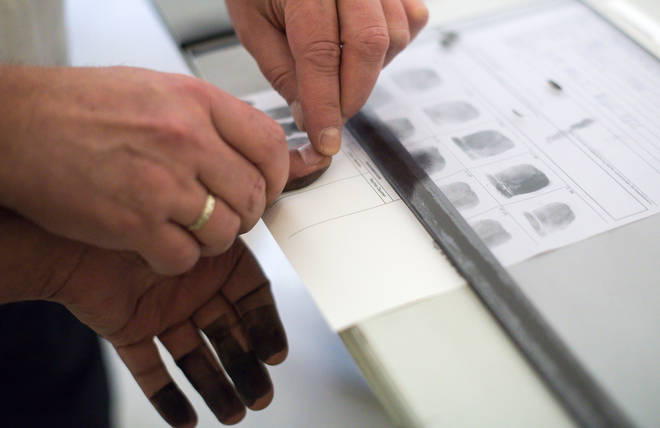 The Home Secretary has called for migrants to be fingerprinted