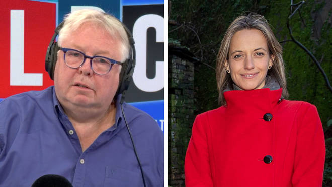 Nick Ferrari quizzed Helen Whately about the government's coronavirus response