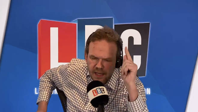 James O'Brien thinks there could be no Brexit or no deal