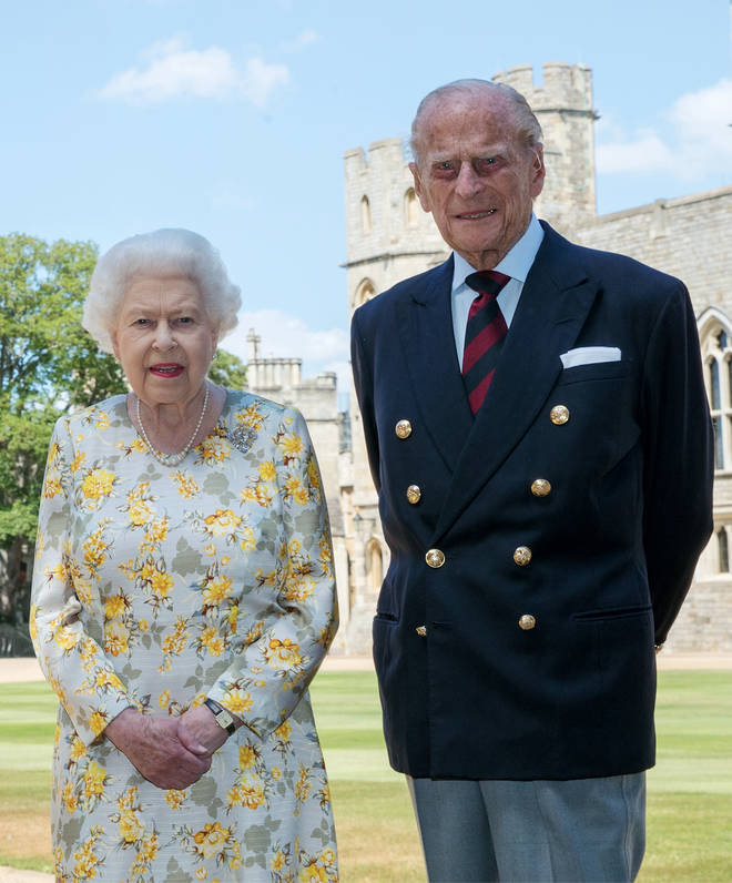 Prince Philip is celebrating his 99th birthday