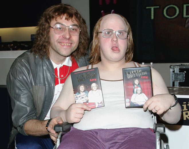 David Walliams and Matt Lucas's comedy first aired in 2003