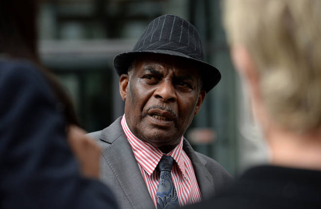 Dr Neville Lawrence has thrown his support behind Black Lives Matter protests