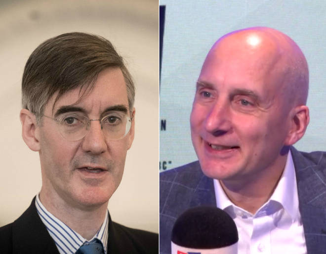 Lord Adonis Challenges Jacob Rees-Mogg To A Brexit Duel