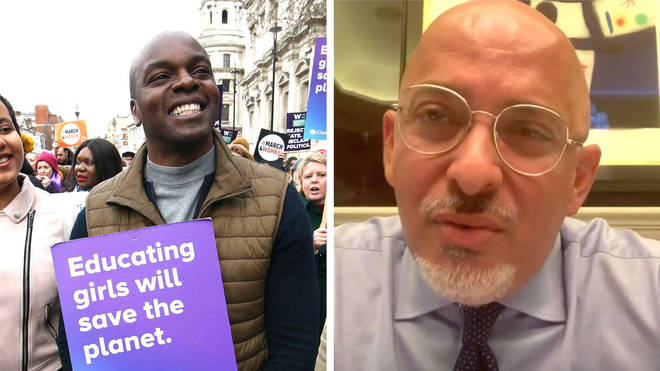 The Business Minister insisted Shaun Bailey is still the Tory Mayoral candidate