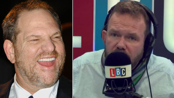 James O'Brien had a lot to say about the Harvey Weinstein scandal