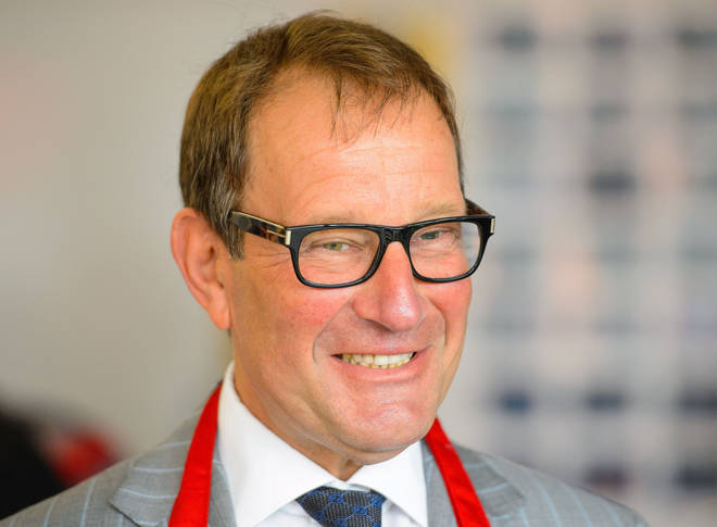 Richard Desmond is the founder of Northern and Shell