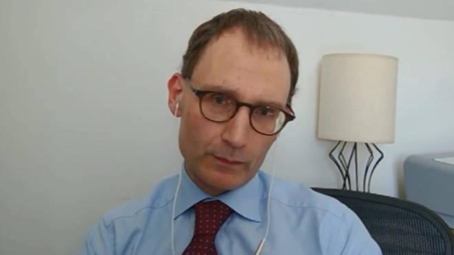 Professor Neil Ferguson criticised the government's response