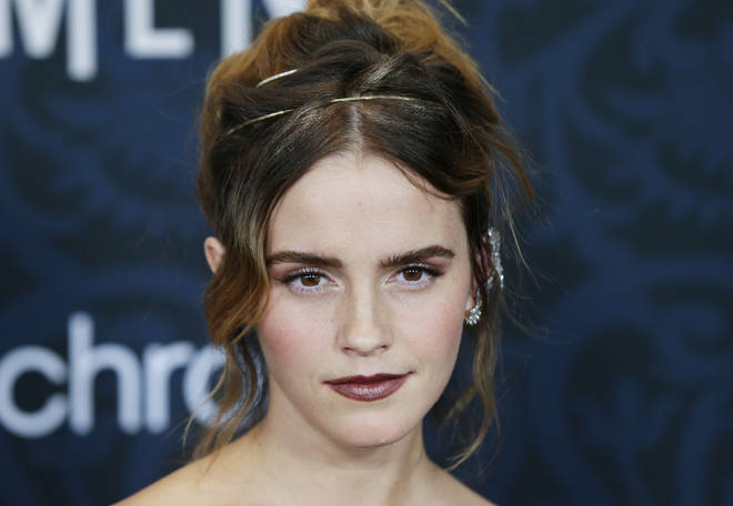 Emma Watson has also spoken out