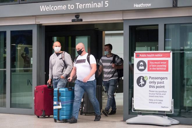 The airport's boss has warned of the impact of coronavirus