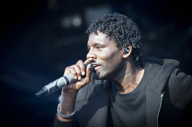 Wretch 32, whose real name is Jermaine Scott, shared the video on Twitter