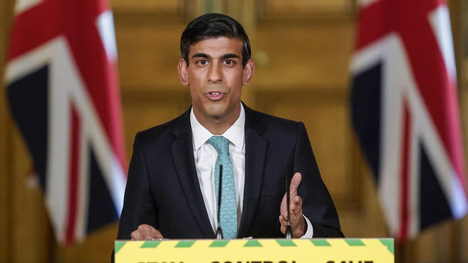 Rishi Sunak launched the scheme as COVID-19 disrupted business and travel