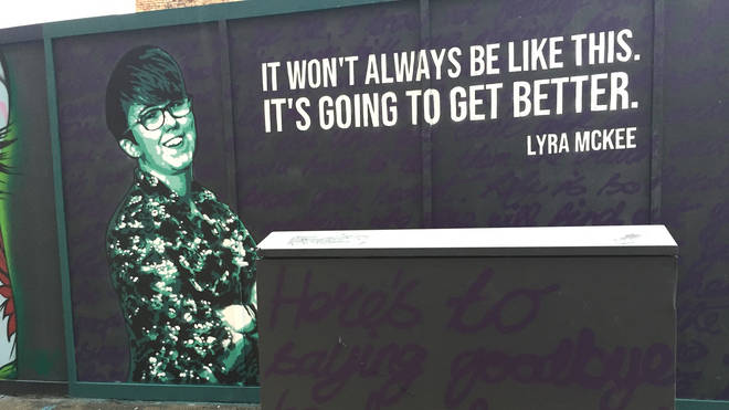 Lyra was a prominent journalist and activist in Northern Ireland